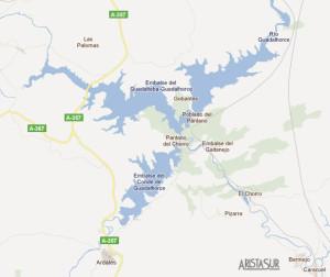 el_chorro_mapa